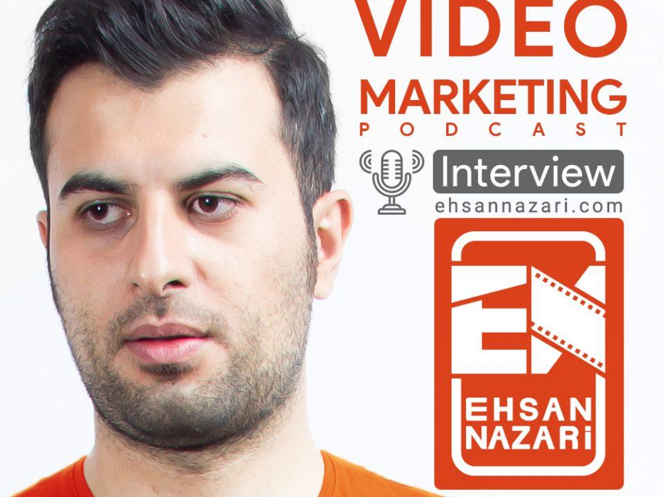 مصاحبه با رادیو صدای بازاریابی (مجموعه دکتر درگی)